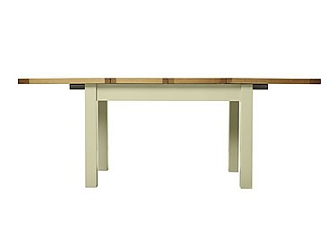 Bordeaux Painted Large Extending Oak Dining Table