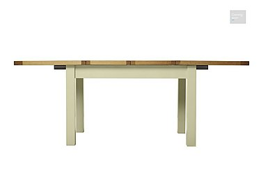 Bordeaux Painted Large Extending Oak Dining Table  in {$variationvalue}  on FV