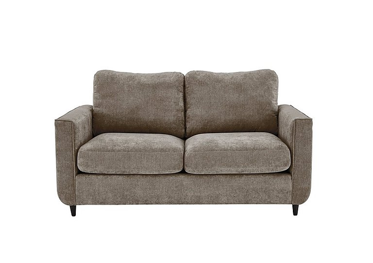 Esprit 2 seater fabric sofa bed furniture village for Divan bed feet