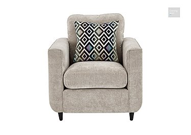 Esprit Fabric Armchair  in {$variationvalue}  on FV