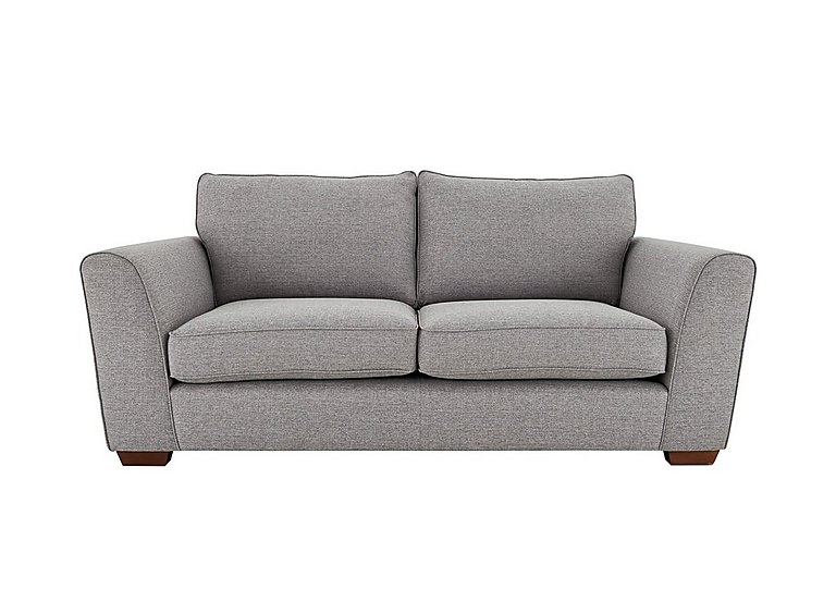 High street oxford street 2 seater fabric sofa furniture for Furniture village sofa