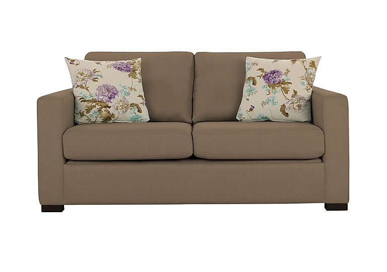Petra 2 Seater Fabric Sofa Bed