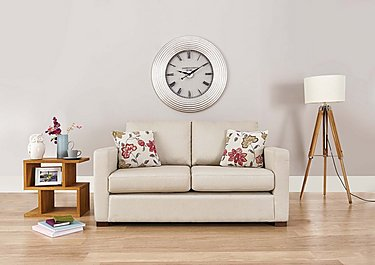 Petra 3 Seater Fabric Deluxe Sofa Bed in  on Furniture Village
