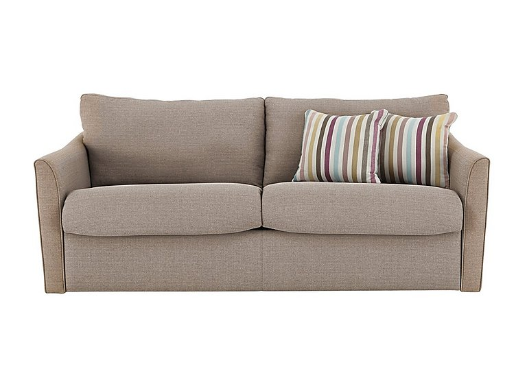 Venus 3 Seater Fabric Sofa Bed