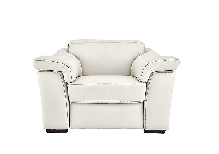 Sensor Leather Armchair