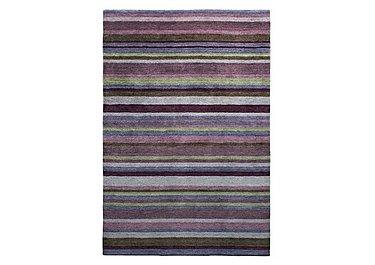 Henley Rug in Purple on FV