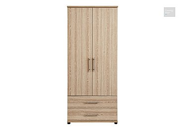 Amari 2 Door Gents Wardrobe  in {$variationvalue}  on FV