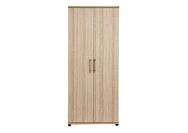 Amari 2 Door Wardrobe in Kkv - King Oak on FV