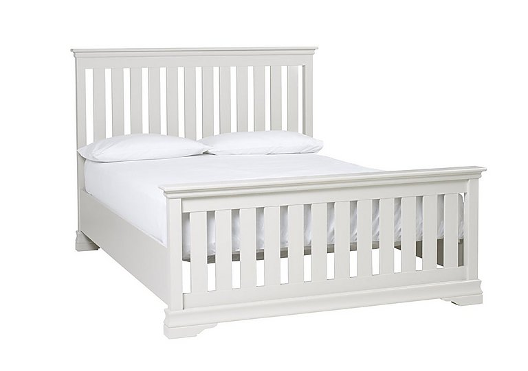 Ambriella Imperial Bed Frame - High Foot End