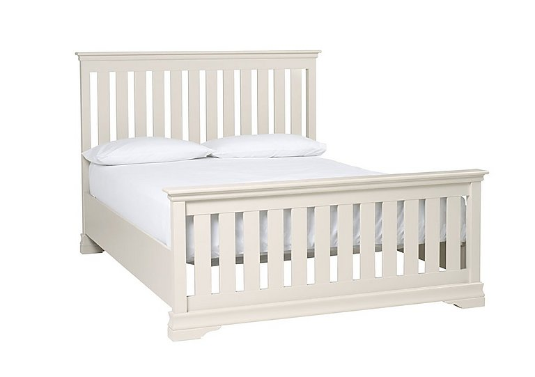 Ambriella Imperial King Size Bed Frame