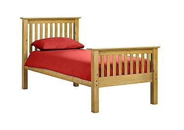 Single bed frames double single trundle furniture for Furniture village beds