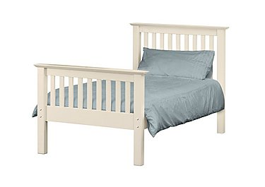 Chilton Stone White High End Bedstead