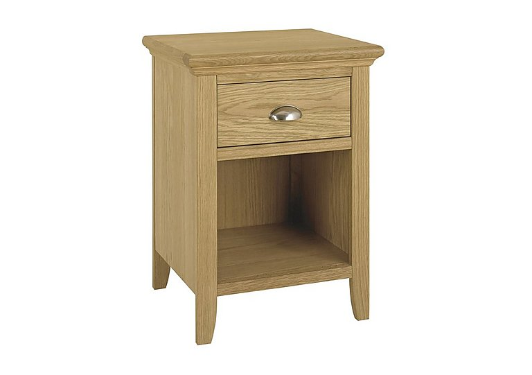 Emily 1 Drawer Nightstand
