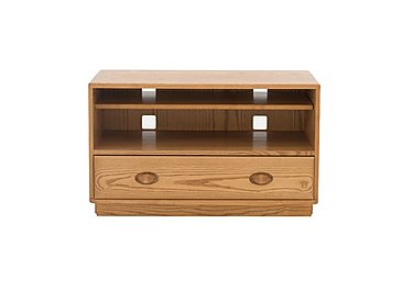 Windsor TV Cabinet in Light Finish (Lt) on FV