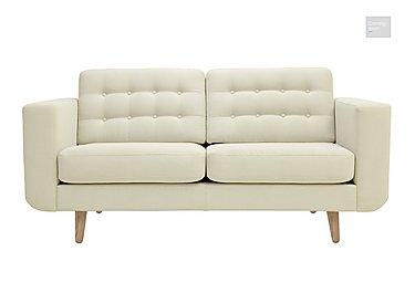Alva 2 Seater Fabric Sofa  in {$variationvalue}  on FV