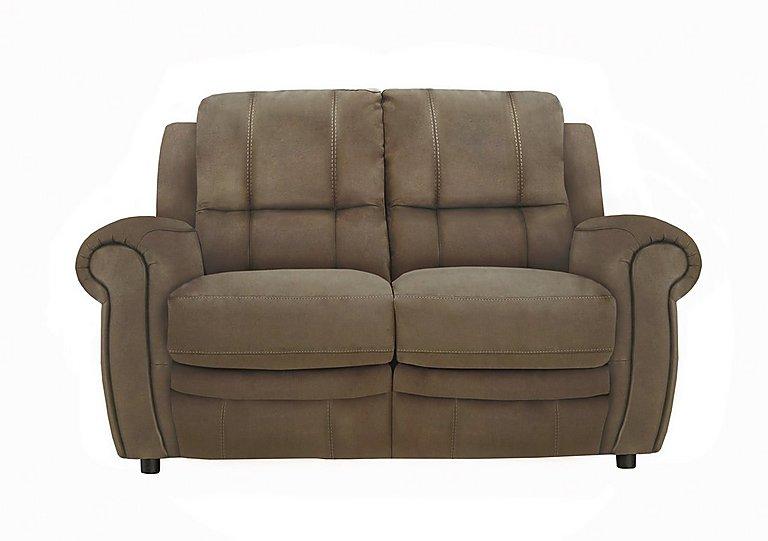 Arizona 2 Seater Fabric Recliner Sofa