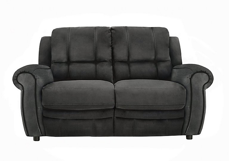 Arizona 2.5 Seater Fabric Recliner Sofa in Bfa-Blj-R16 Grey on Furniture Village