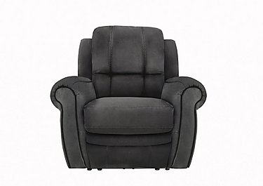 Arizona Fabric Recliner Armchair in Bfa-Blj-R16 Grey on FV