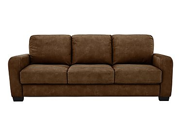Astor 3 Seater Fabric Sofa in Bfa-Blj-R05 Hazelnut on FV