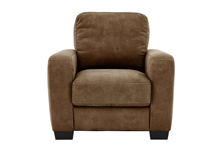 Astor Fabric Armchair in Bfa-Blj-R05 Hazelnut on FV
