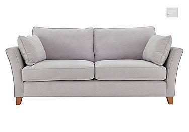 High Street Bond Street 4 Seater Fabric Sofa  in {$variationvalue}  on FV