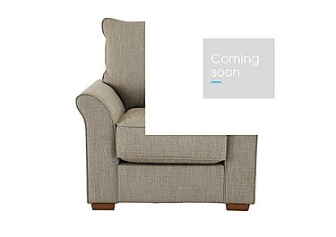 Carnaby Fabric Armchair in Huntch Beige on FV
