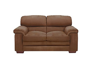 Carolina 2 Seater Fabric Recliner Sofa in Bfa-Blj-R05 Hazelnut on Furniture Village