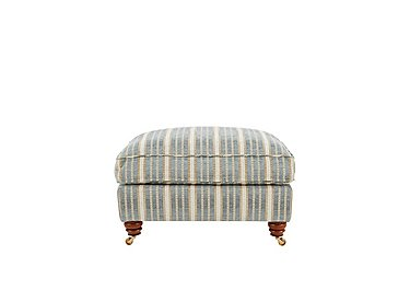 Chelsea Village Fabric Foostool