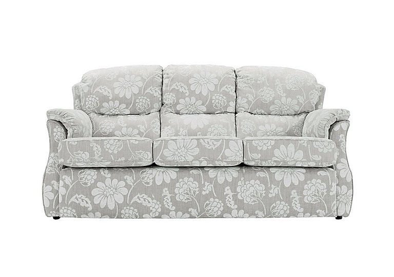 Florence 3 Seater Fabric Sofa in C650 Harmony Powder on FV