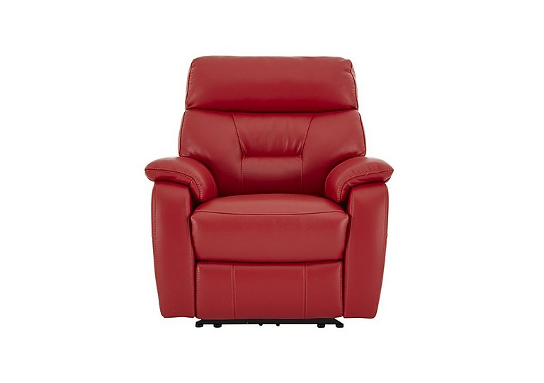 Fontana Leather Recliner Armchair