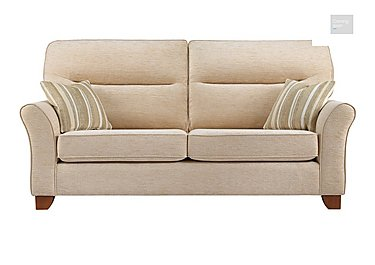Gemma 3 Seater Fabric Sofa  in {$variationvalue}  on FV