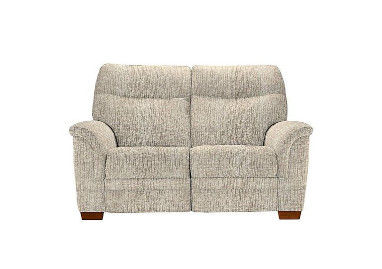 Hudson 2 Seater Fabric Recliner Sofa