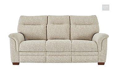Hudson 3 Seater Fabric Recliner Sofa  in {$variationvalue}  on FV