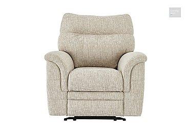Hudson Fabric Recliner Armchair  in {$variationvalue}  on FV