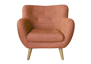 Jasper Large Fabric Armchair
