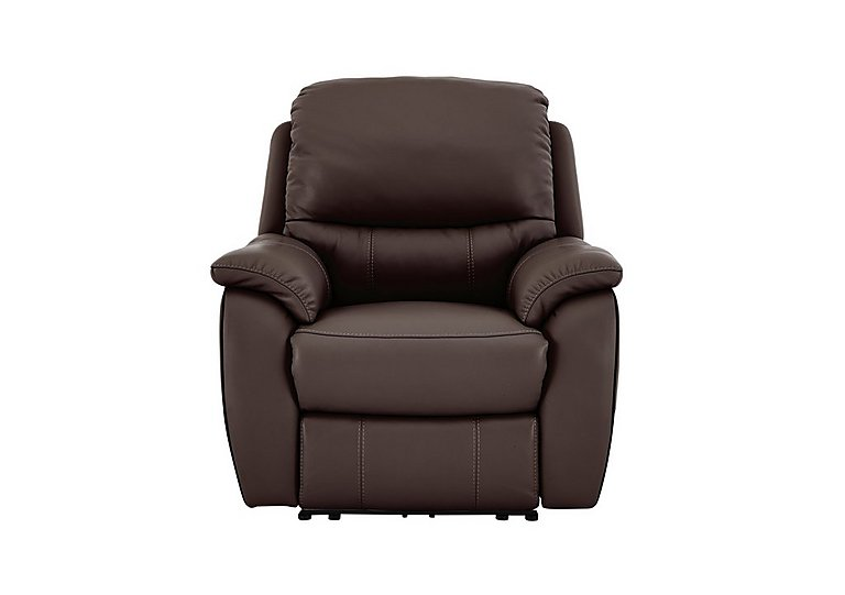 oregon leather recliner armchair furniture village