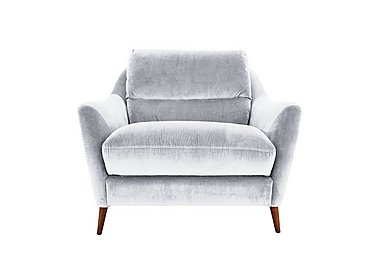 Furniture Village Armchairs silver armchairs, wing and accent chairs - furniture village