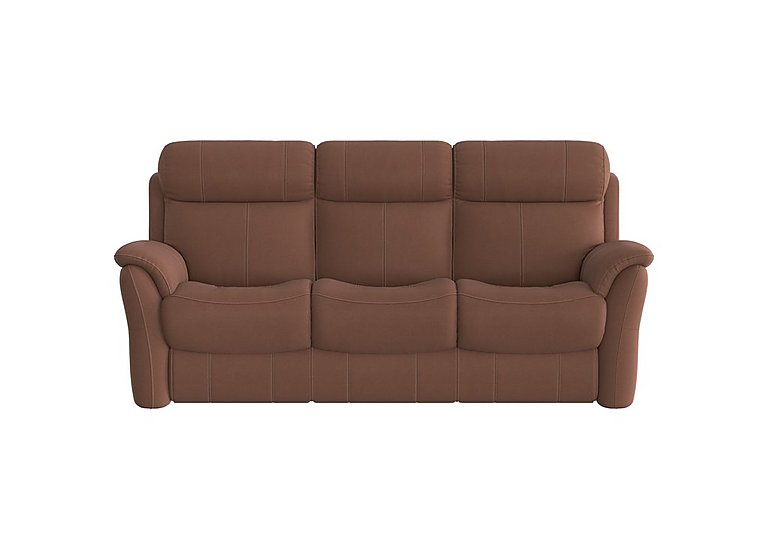Relax Station Revive 3 Seater Fabric Recliner Sofa