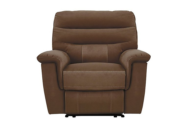 Relax Station Serenity Fabric Recliner Armchair