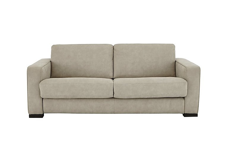 Siesta 2.5 Seater Fabric Sofa Bed in Bfa-Raf-20 Oatmeal on FV