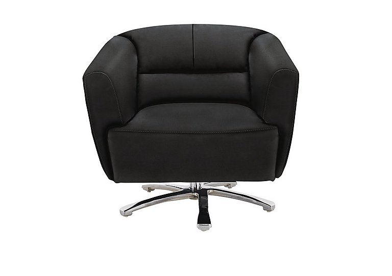Spectrum Fabric Swivel Tub Armchair