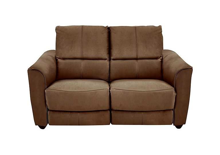 Trilogy 2 Seater Fabric Recliner Sofa