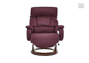 Zerostress Venus Leather Recliner Armchair  in {$variationvalue}  on FV