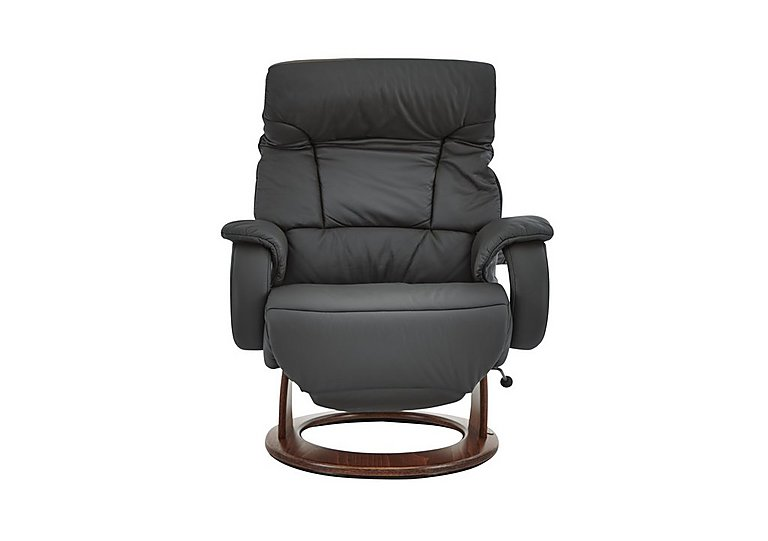 Zerostress Venus Leather Recliner Armchair