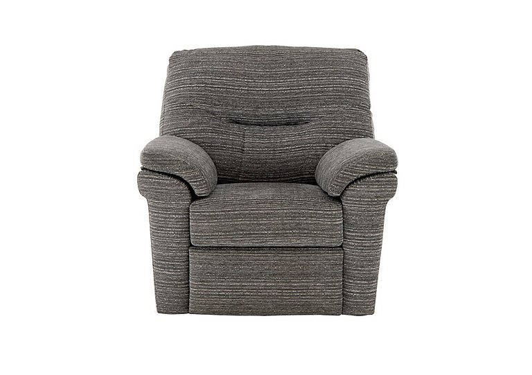 Washington Fabric Recliner Armchair