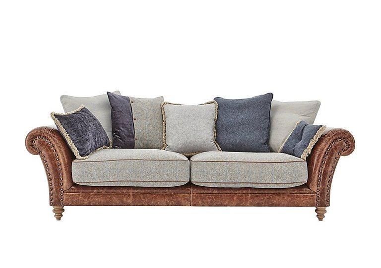 Westwood 3 Seater Leather Sofa