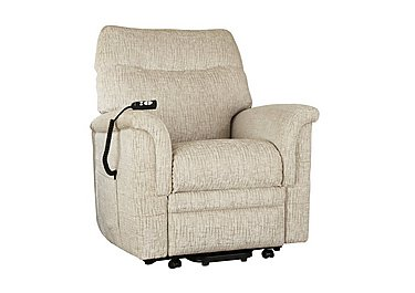 Hudson Fabric Lift and Rise Chair