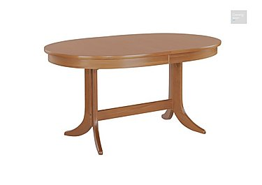 Classic Oval Extending Dining Table  in {$variationvalue}  on FV