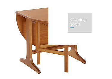 Classic Mini Gate Leg Table in Teak on FV