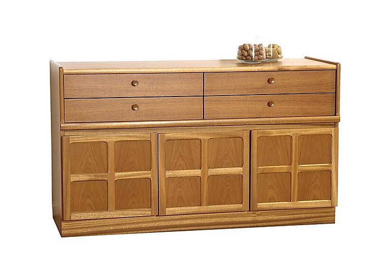 Classic Buffet Sideboard in Teak on FV